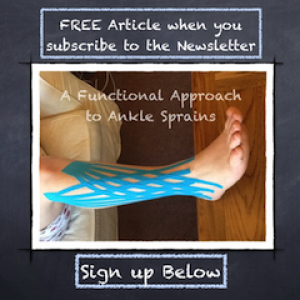 A Functional Approach to Ankle Sprains